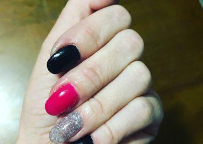 nail powdering